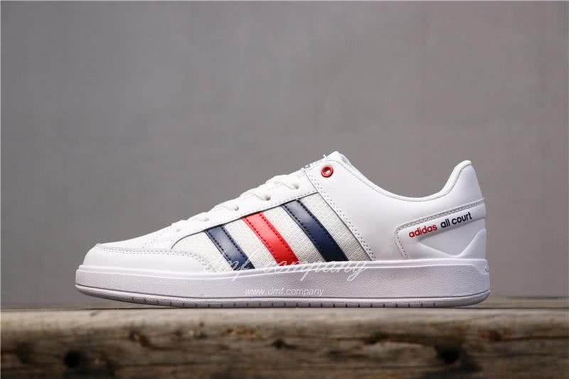 Adidas  CF ALL COURT Blue and Red Men/Women 1