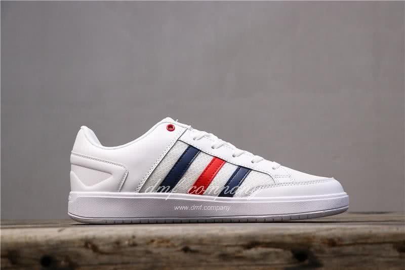Adidas  CF ALL COURT Blue and Red Men/Women 2