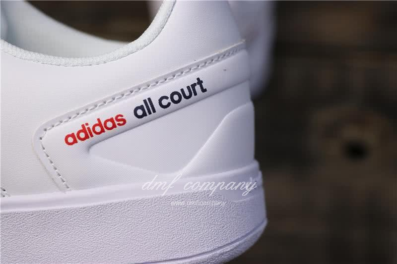Adidas  CF ALL COURT Blue and Red Men/Women 5