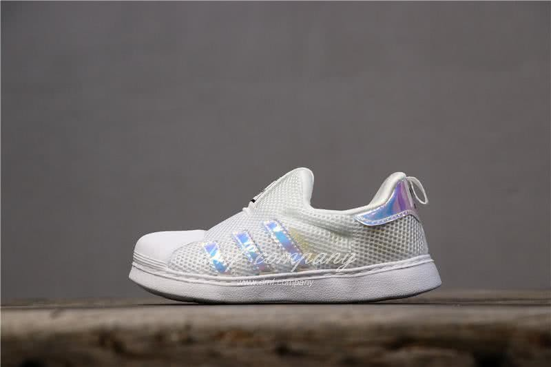 Adidas SUPERSTAR 360 Ⅰ Laser Kids 1