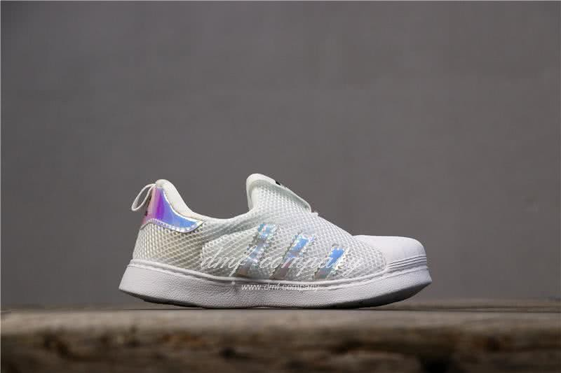 Adidas SUPERSTAR 360 Ⅰ Laser Kids 2