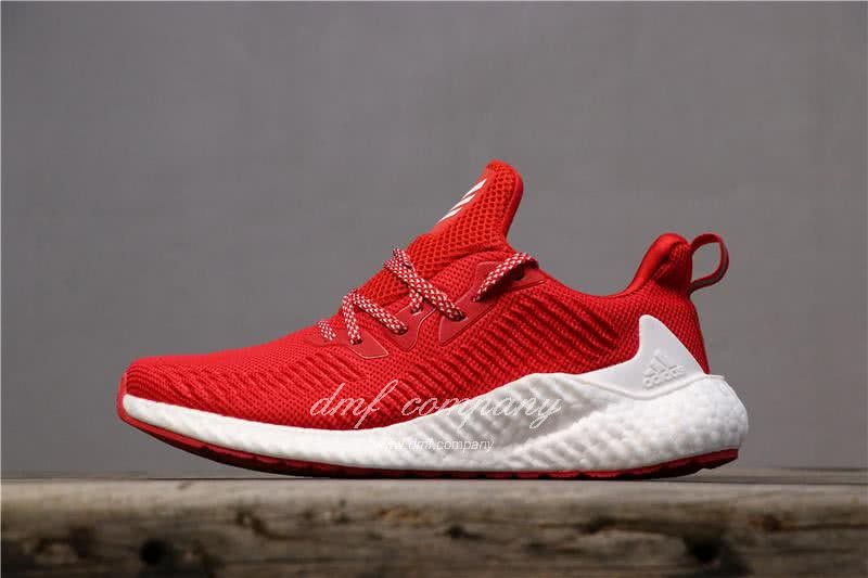 Adidas Tubular Doom Sock Red And White Men And Women 1