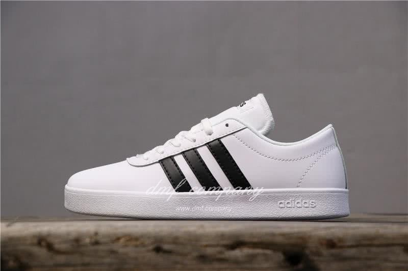 Adidas VL COURT 2.0 Neo White/Black Men 1