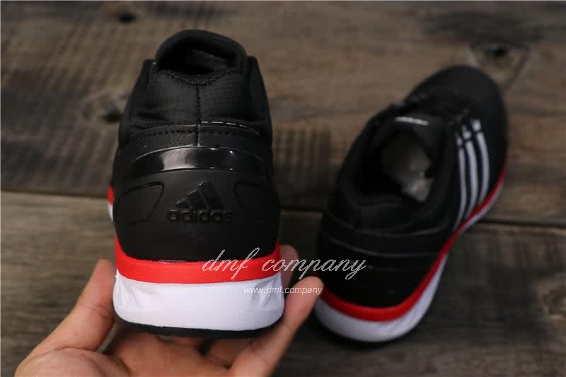 Adidas Falcon Elite RS 3 Men BLACK AND RED 4