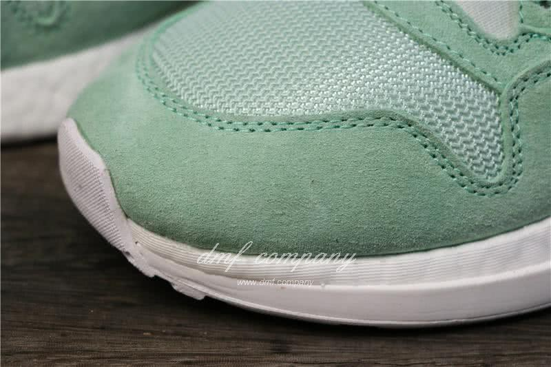 Adidas ZX500 RM Boost Green And Yellow Men And Women 8