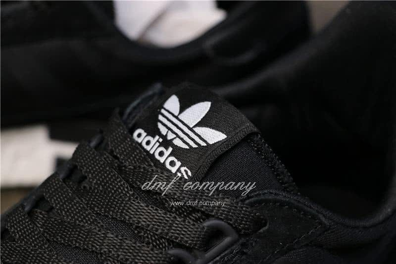 Adidas ZX500 RM Boost Black And Whire Men And Women 6