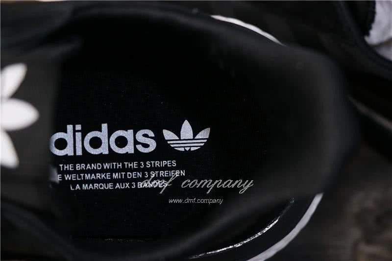 Adidas ZX500 RM Boost Black And Whire Men And Women 7
