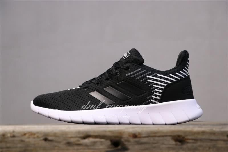 Adidas ASWEERUN Men/Women BlACK 1