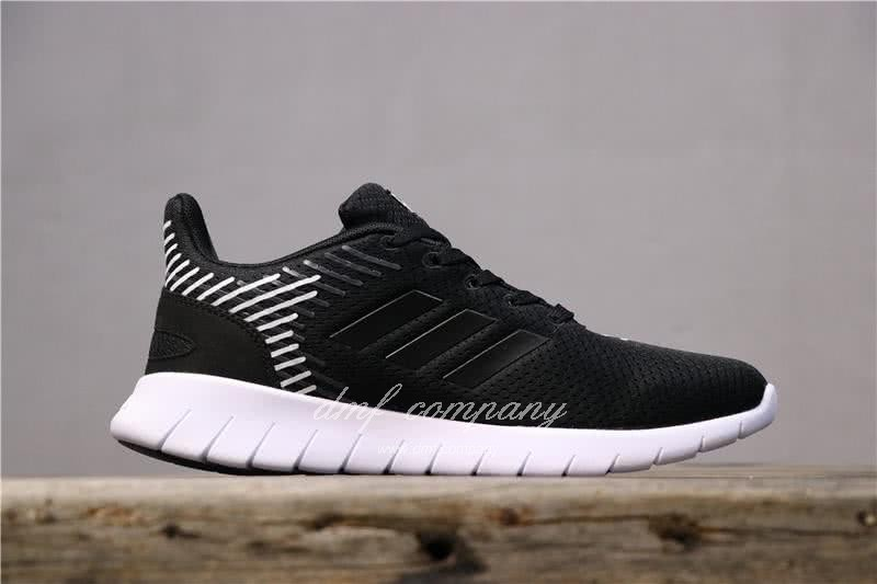 Adidas ASWEERUN Men/Women BlACK 2