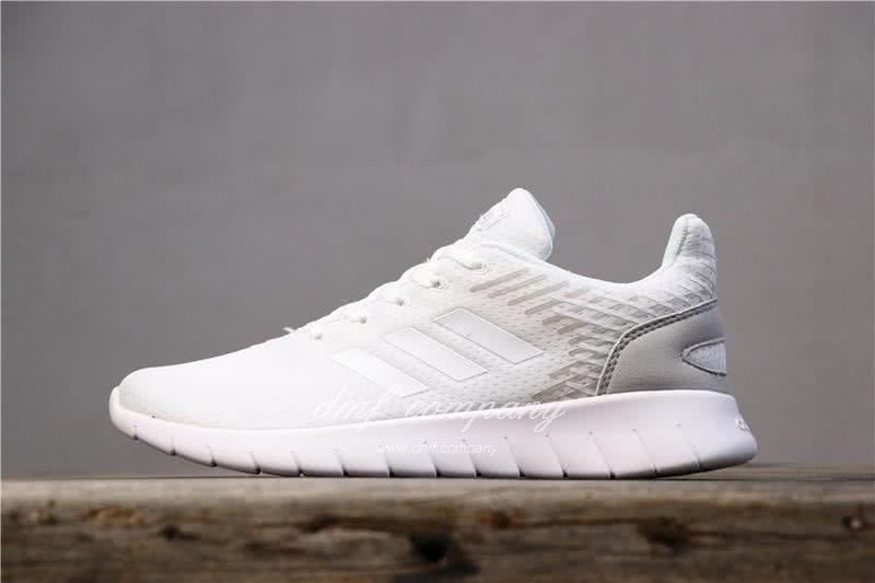 Adidas ASWEERUN Men/Women White 1