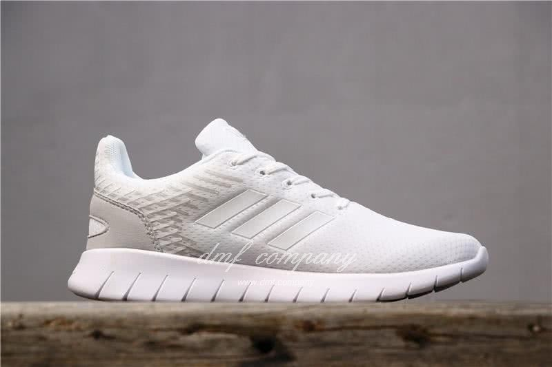 Adidas ASWEERUN Men/Women White 2