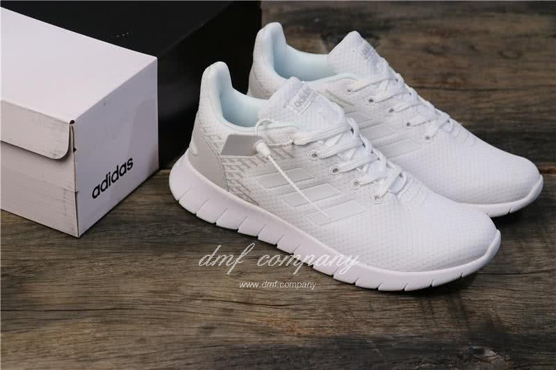 Adidas ASWEERUN Men/Women White 6