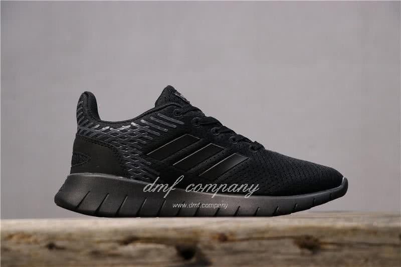 Adidas ASWEERUN Men/Women Black 3