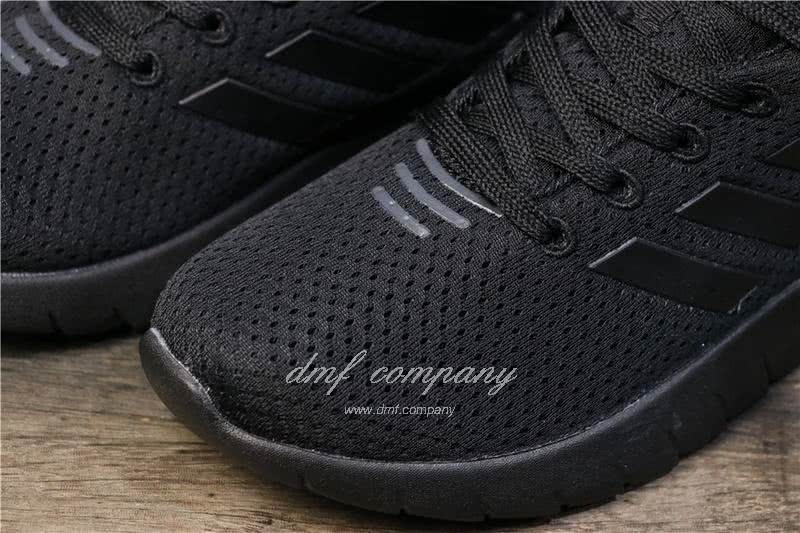 Adidas ASWEERUN Men/Women Black 4