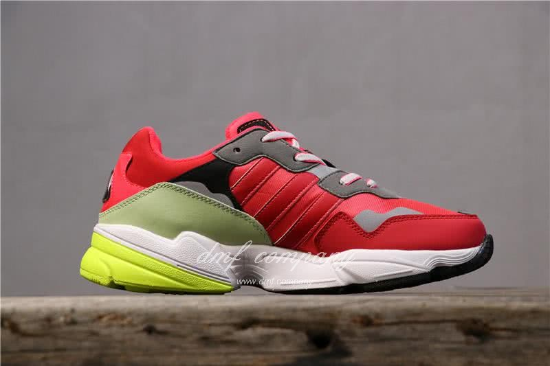 Adidas YUNG-96 Red Men/Women 2