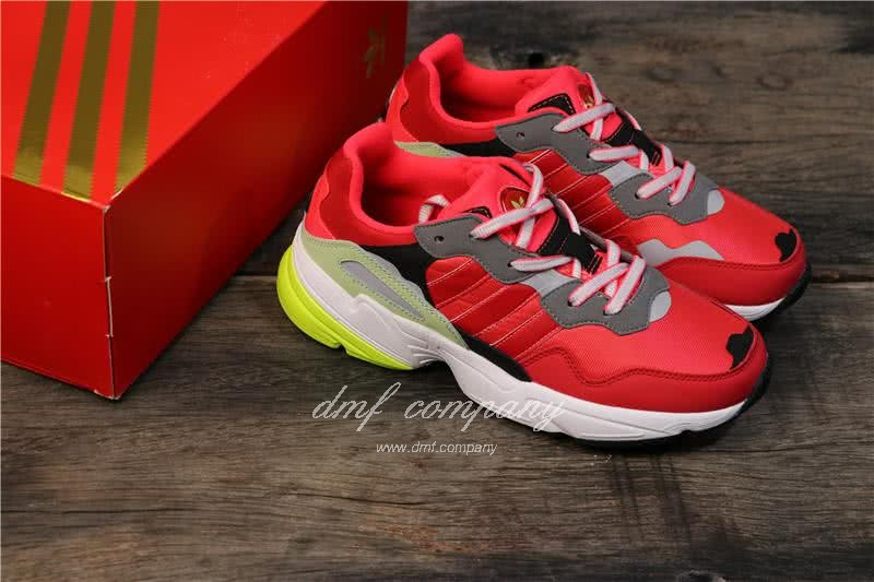 Adidas YUNG-96 Red Men/Women 6