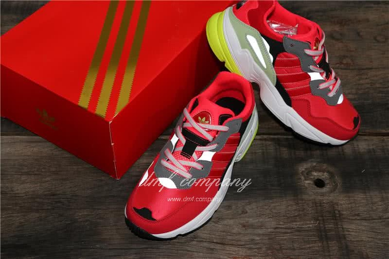 Adidas YUNG-96 Red Men/Women 8
