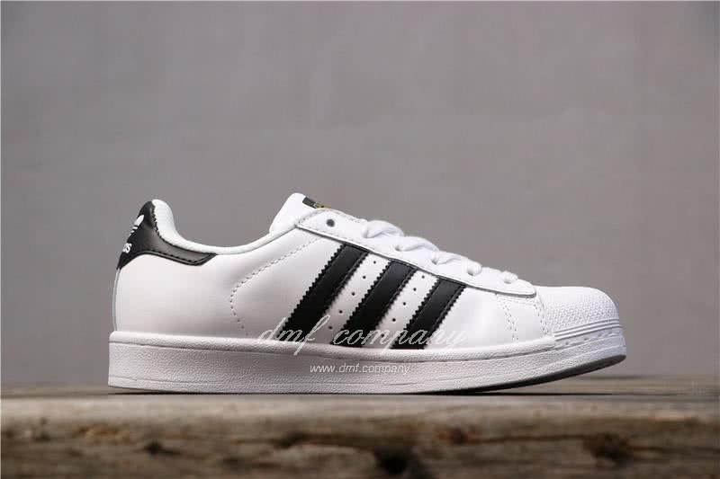 Adidas Originals Superstar White/Black Men/Women 3