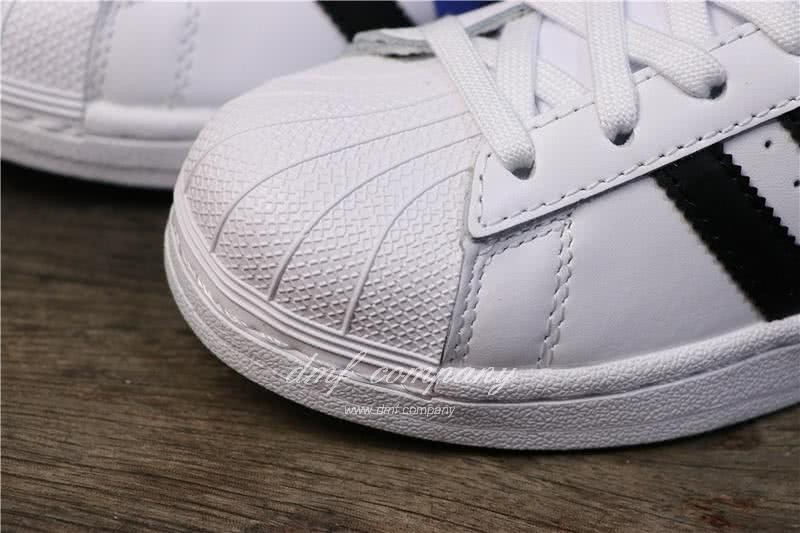 Adidas Originals Superstar White/Black Men/Women 5