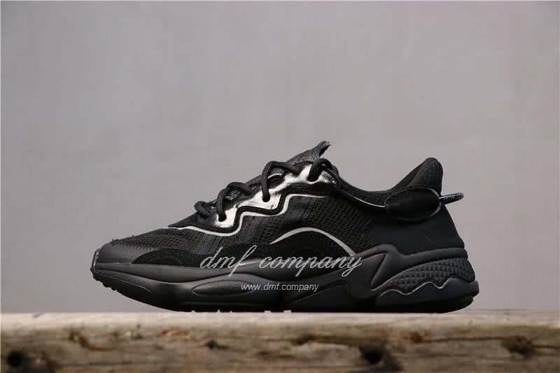 Adidas Yeezy 700 Men Women Black Shoes 1