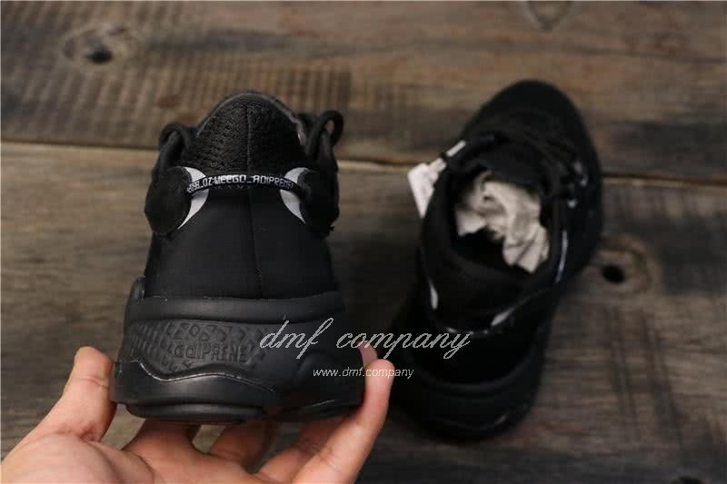 Adidas Yeezy 700 Men Women Black Shoes 4