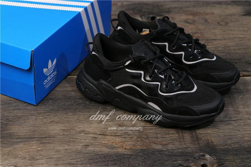 Adidas Yeezy 700 Men Women Black Shoes 7