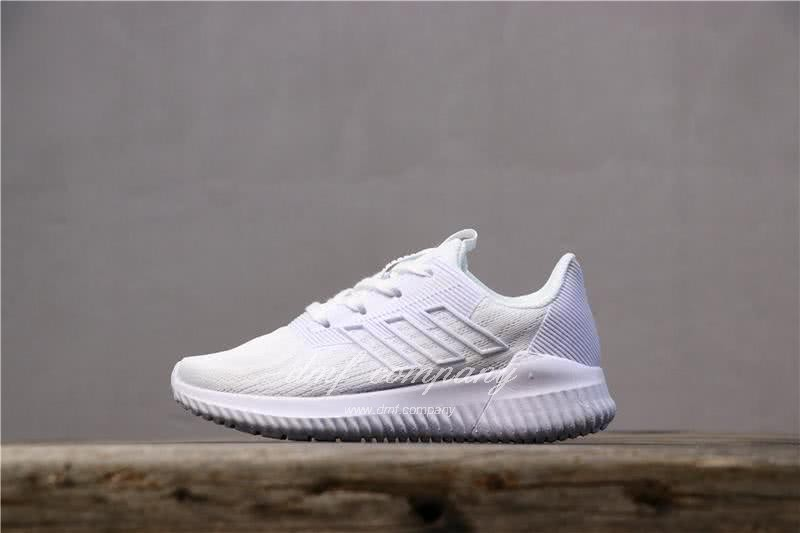 Adidas Climacool Vent C  Kids  All White 1