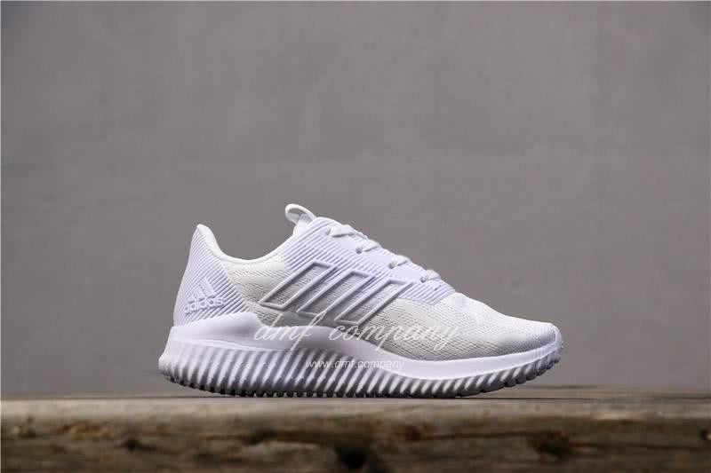 Adidas Climacool Vent C  Kids  All White 3