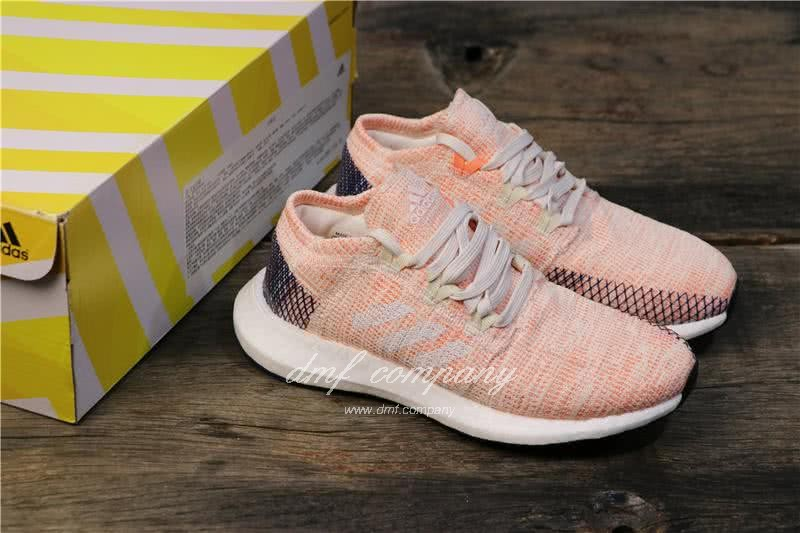 Adidas  Pure Boost Women Pink 5