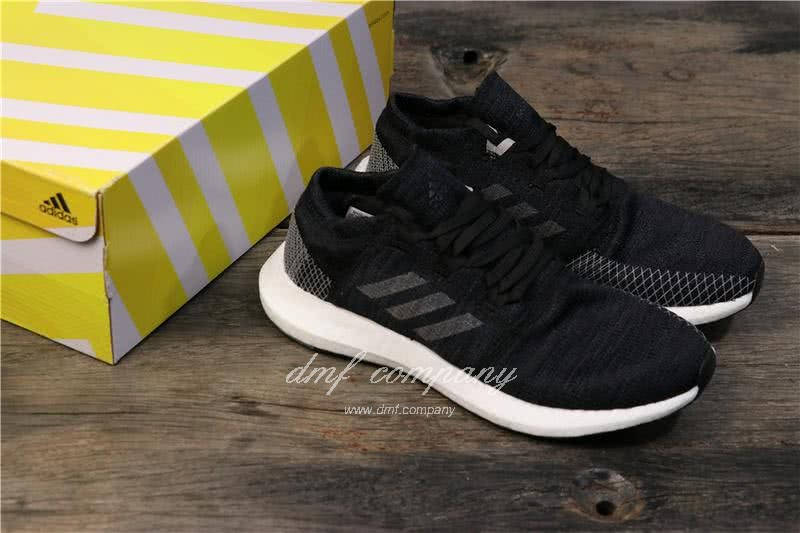 Adidas  Pure Boost Men/Women BLACK 5