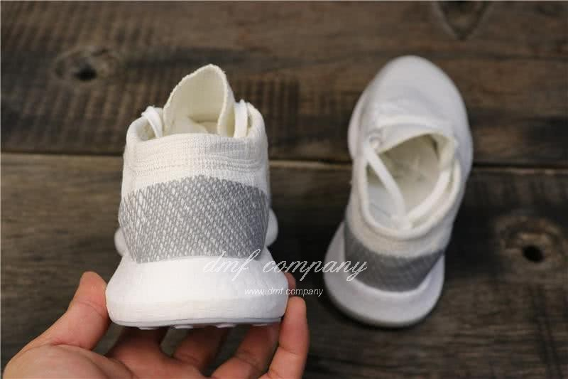 Adidas Pure Boost Men White Shoes 5
