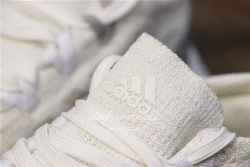Adidas Pure Boost Men White Shoes 7