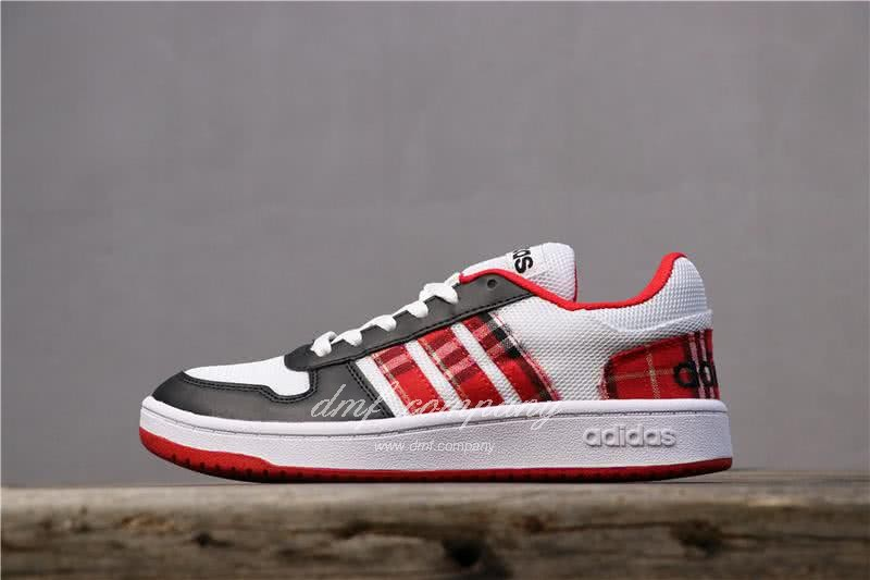 Adidas NEO Black and Red Men/Women 1