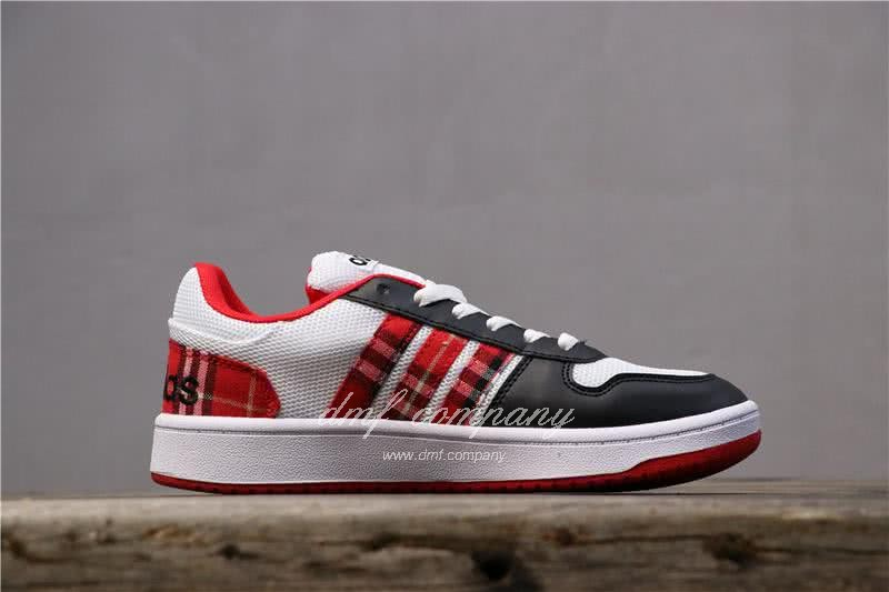 Adidas NEO Black and Red Men/Women 2