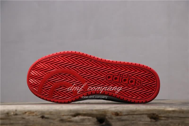 Adidas NEO Black and Red Men/Women 3