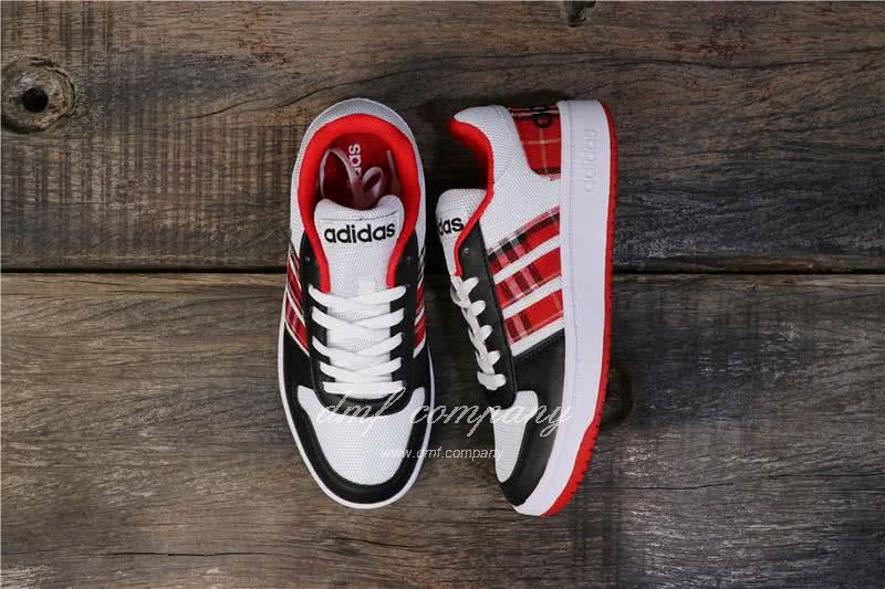 Adidas NEO Black and Red Men/Women 7
