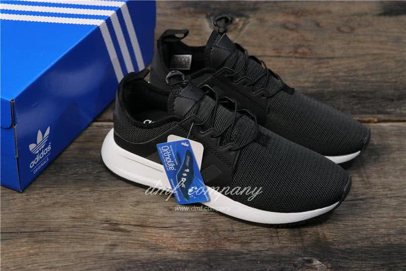 Adidas PW Human Race NMD Black Upper And White Sole Men And Women 7