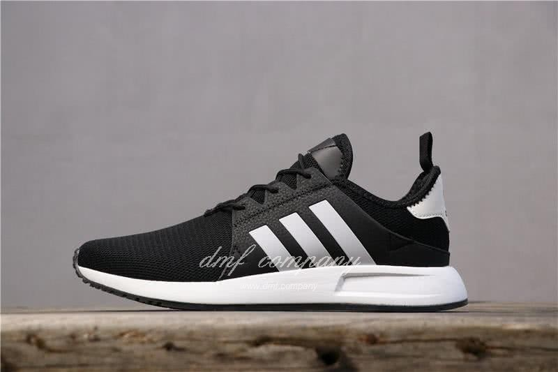 Adidas PW Human Race NMD Black And White Men And Women 1