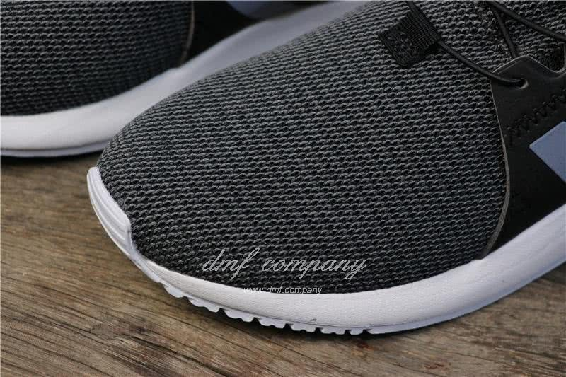 Adidas PW Human Race NMD Black Grey Upper White Sole Men And Women 5