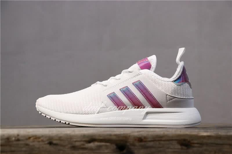 Adidas PW Human Race NMD White Pink And Black Men And Women 1