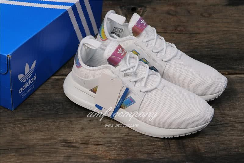 Adidas PW Human Race NMD White Pink And Black Men And Women 7