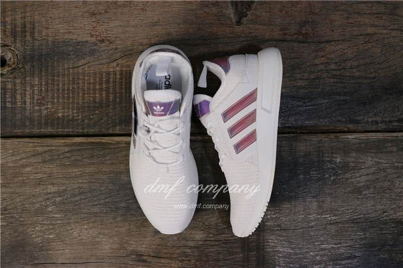 Adidas PW Human Race NMD White Pink And Black Men And Women 8
