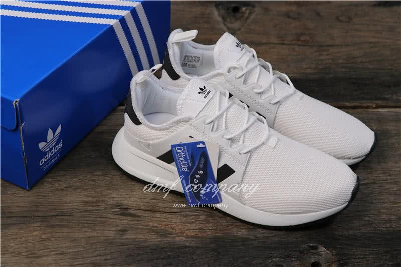 Adidas PW Human Race NMD White And Black Men And Women 7