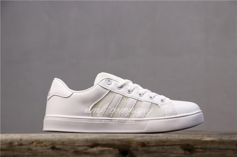 Adidas NEO White Men/Women 2