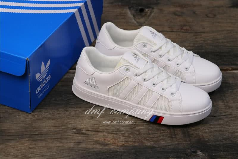 Adidas NEO White Men/Women 6