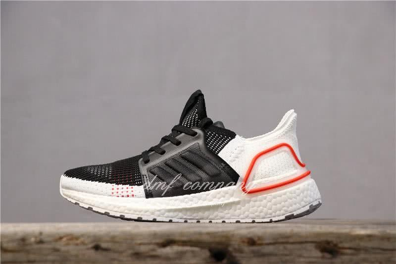 Adidas Ultra BOOST 19W UB19 Men Women White Black Red Shoes 2