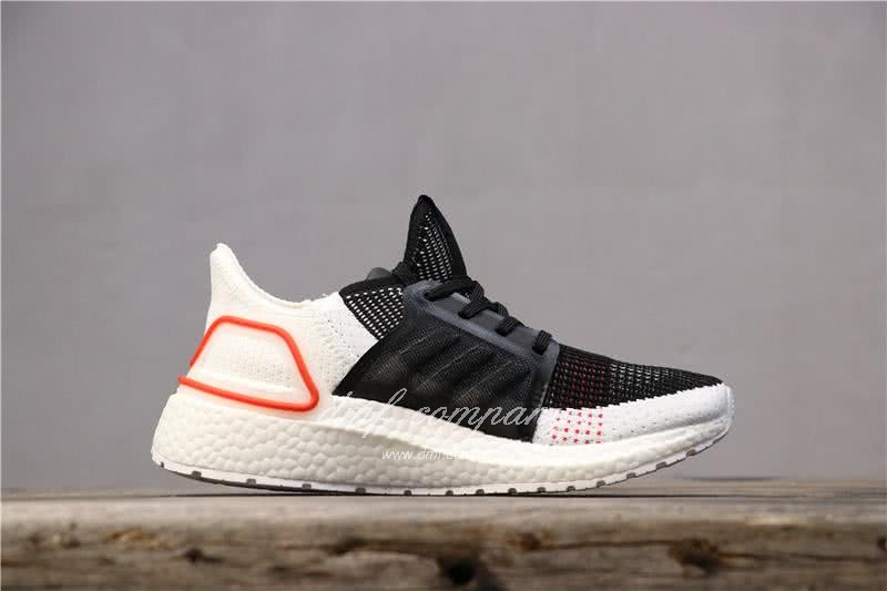 Adidas Ultra BOOST 19W UB19 Men Women White Black Red Shoes 3
