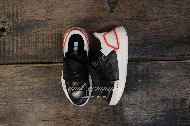 Adidas Ultra BOOST 19W UB19 Men Women White Black Red Shoes 1