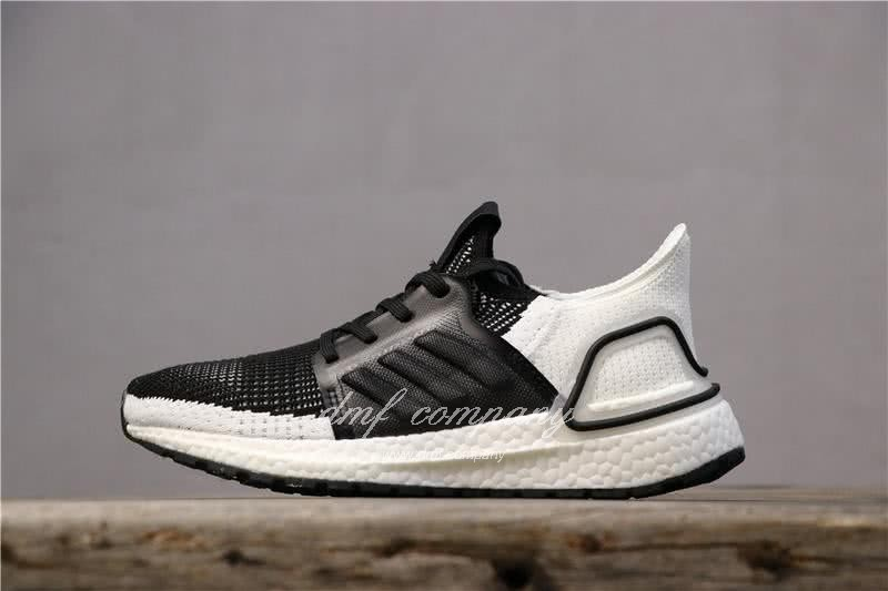 Adidas Ultra BOOST 19W UB19 B75879 Men/Women Black/White 3