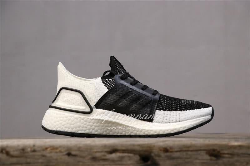 Adidas Ultra BOOST 19W UB19 B75879 Men/Women Black/White 2
